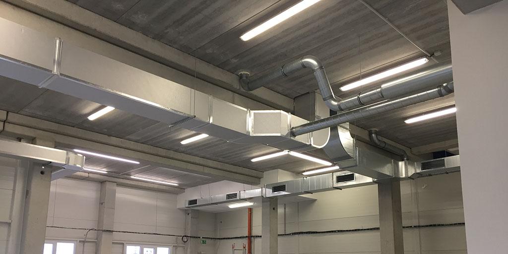 AIR CONDITIONING DUCTS, Ductos de Aire Acondicionado