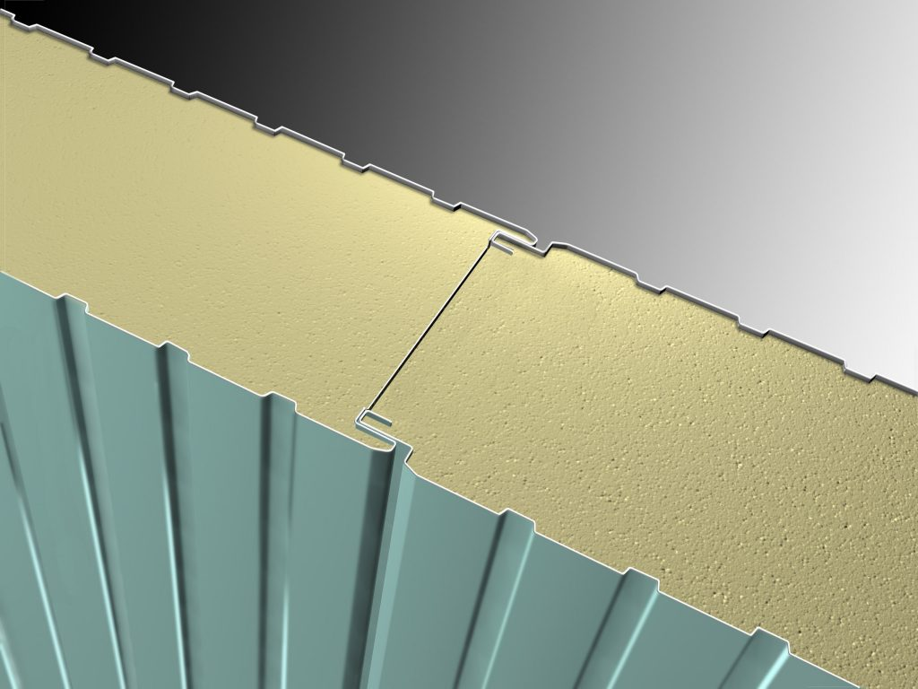 How insulation types influence the price of metal sandwich panel
