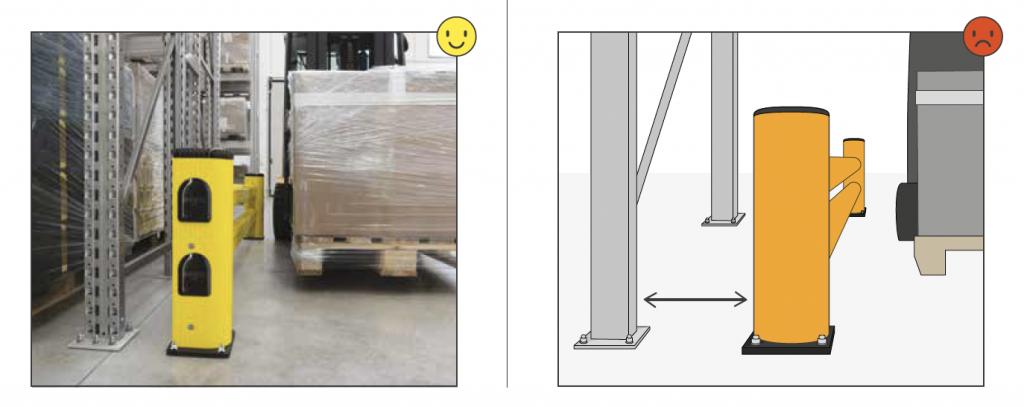 protecciones industriales de PVC