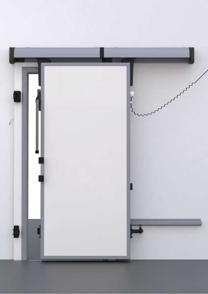 SLIDING COLD ROOM DOOR 490LWT