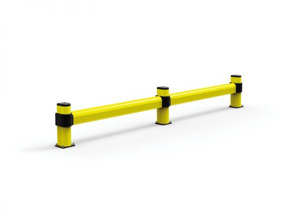 barandas de protección PVC