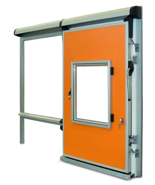 SLIDING DOOR CONTROLLED ATMOSPHERE