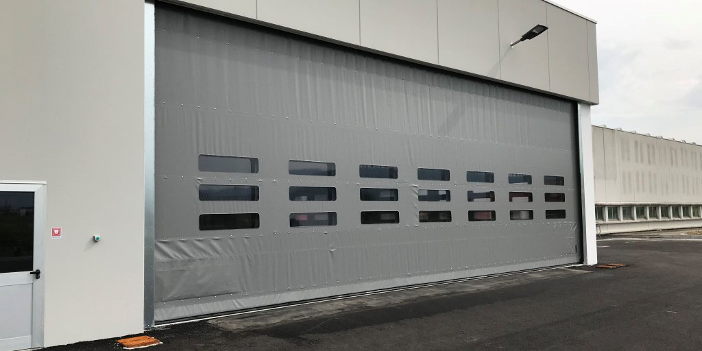 high - speed door for cold storage, Puerta Rápida Cuarto Frío