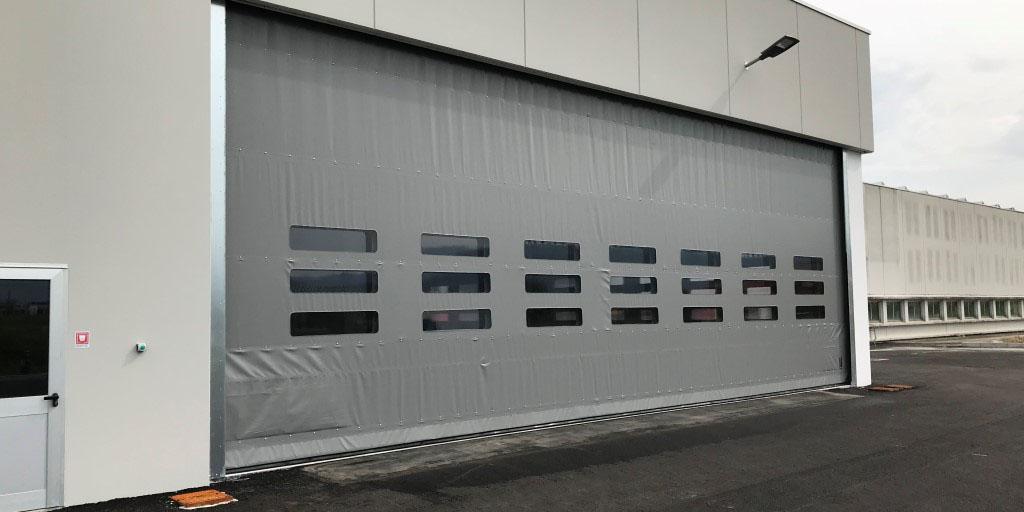 high - speed door for cold storage, Puerta Rápida Cuarto Frío