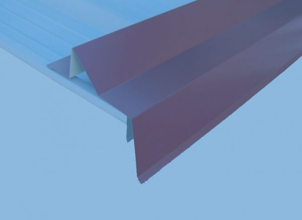 What is metal flashing, What are examples of metal flashing