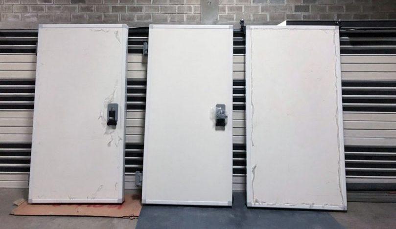 THE BENEFITS OF A NEW COLD - ROOM DOOR