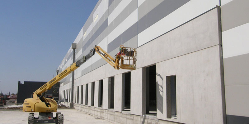 when to use PVDF and PVC coating on insulated metal panels, cuándo usar el revestimiento de PVDF y PVC en paneles aislantes