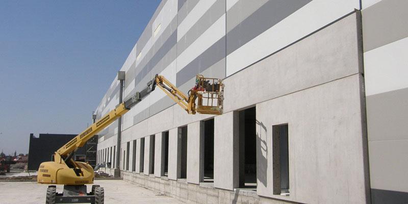 when to use PVDF and PVC coating on insulated metal panels, cuándo usar el revestimiento de PVDF y PVC en paneles aislantes