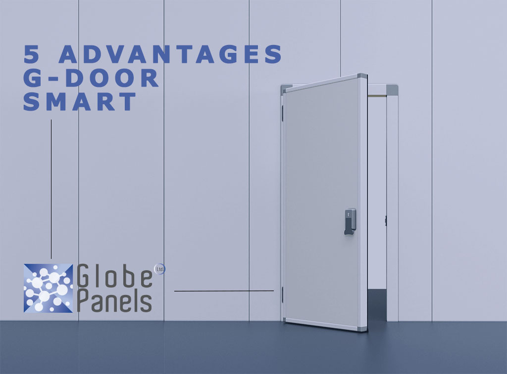 cold - room door G-door smart