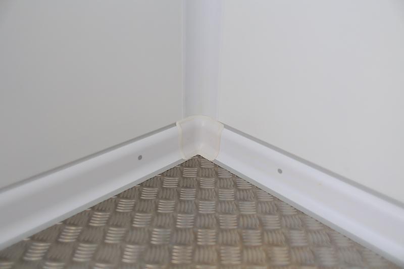 PVC SanitaryProfiles