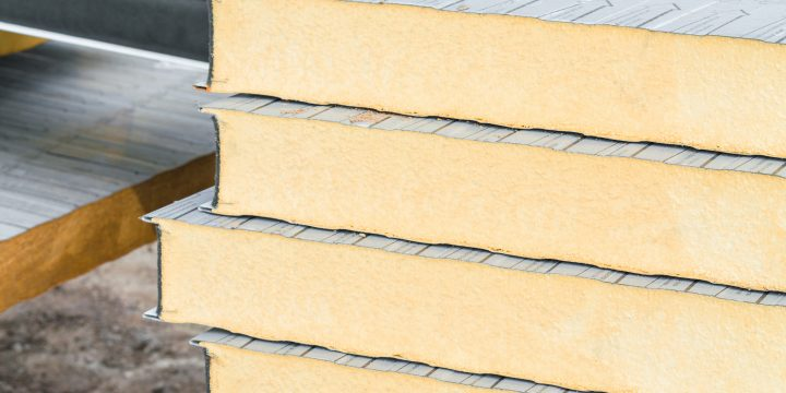 Different types of PIR foam and its fire behavior