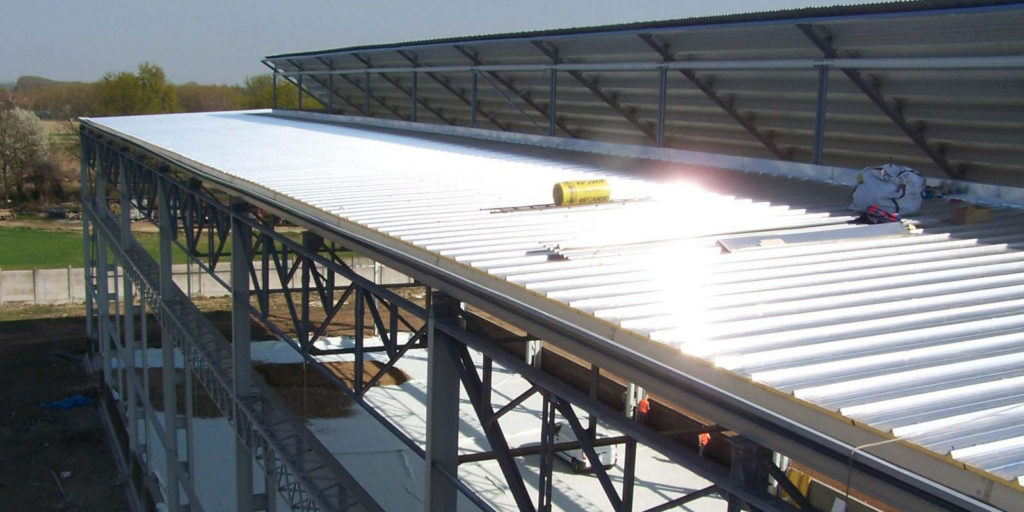 roof insulated panels