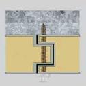 Fijación de paneles de pared GLOBE WALL en estructura deacero