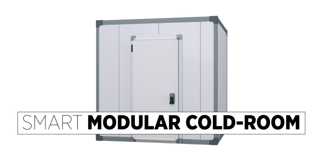 modular smart type cold room