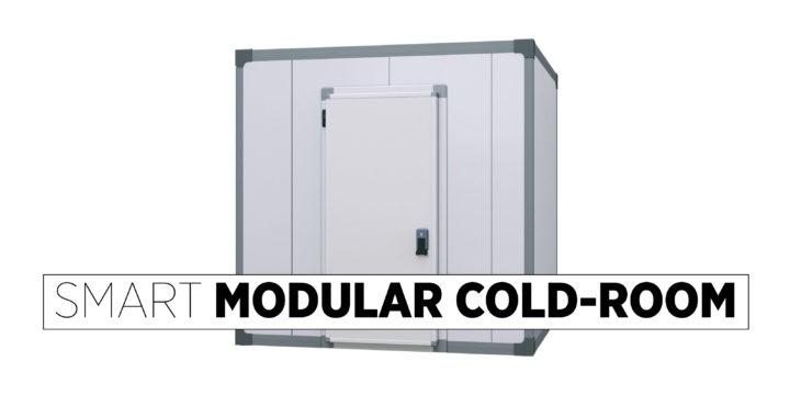 modular smart type cold room