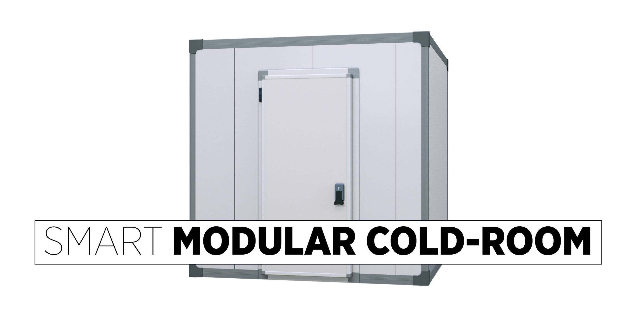 modular smart type cold room, solution for cold storage