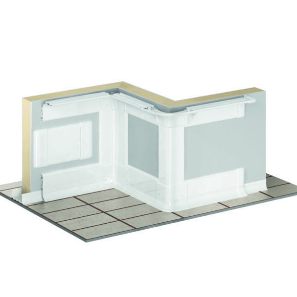 What are the advantages of PVC Sanitary Profiles
