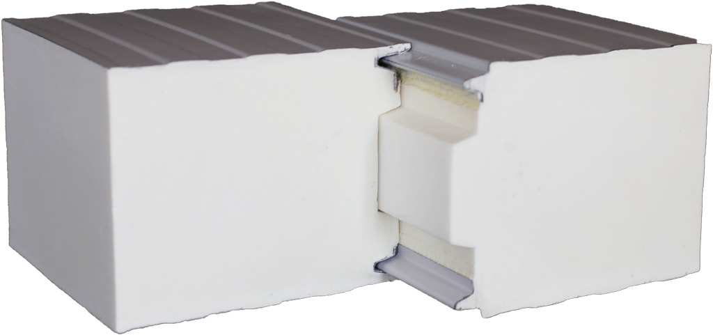 Double Joint Refrigeration Panel