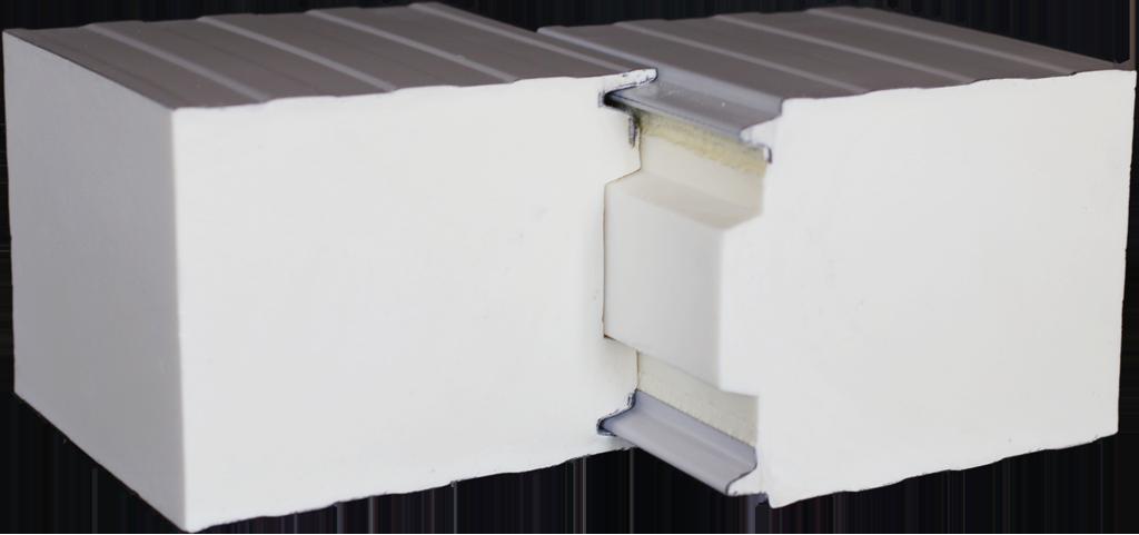 Panel de refrigeración de doble junta