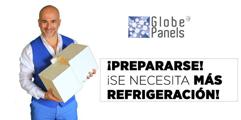 AISLAMIENTO TÉRMICO PARA REFRIGERACIÓN INDUSTRIAL