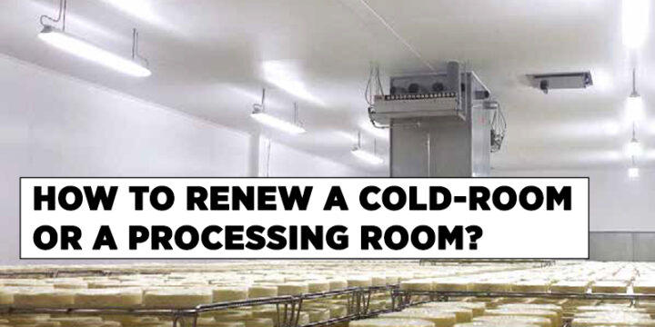 How to Renew a Processing Room?