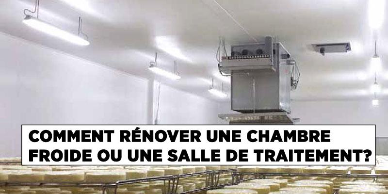 Rénover Une Salle de Traitement