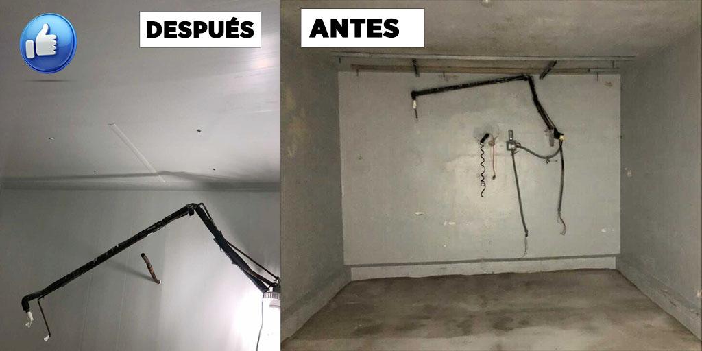 Ahorrar Renovar Cámara Fría
