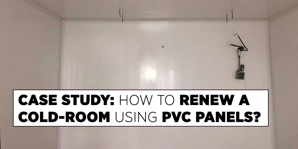 RENEW COLD-ROOM PVC PANELS