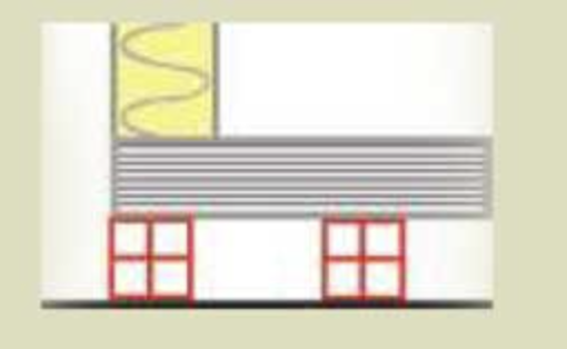 PVC profiles for the ventilation of the cold - room