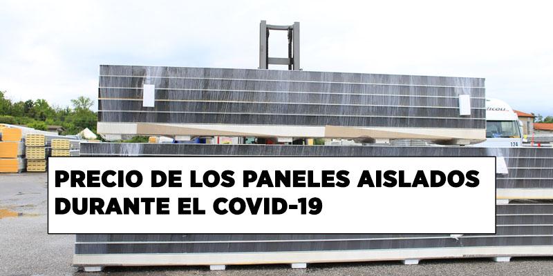 PRECIO DE LOS PANELES METÁLICOS AISLADOS