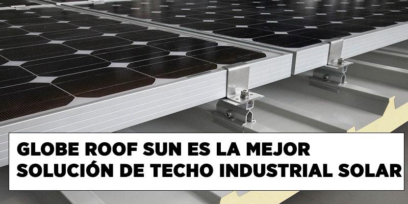 Solución Techo Solar Industrial