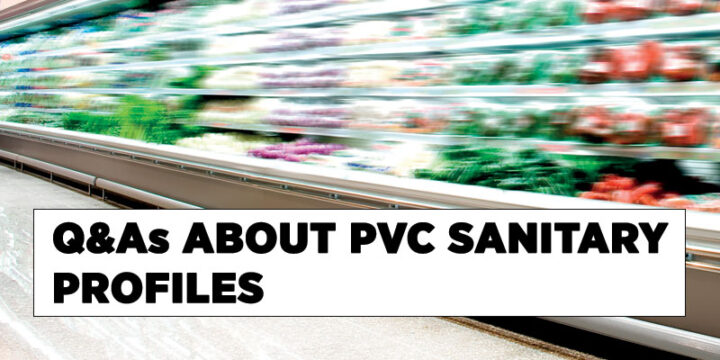 Questions And Answers About PVC Hygienic Profiles