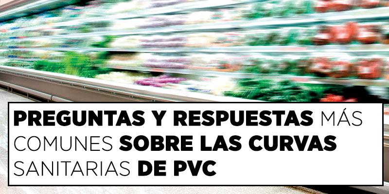 Curvas Sanitarias de PVC