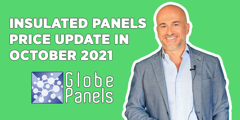Insulated Panels Price Update